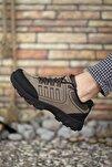 Kum Siyah Erkek Trekking Ayakkabı 00121180