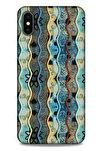 Apple Iphone Xs Max Kılıf Baskılı Özel Seri Taşlı (30) Silicone Case