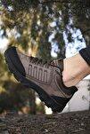 Kahverengi Siyah Erkek Trekking Ayakkabı 00121180