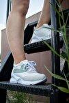 Shoes Hakiki Deri Bağcık Detaylı Kadın Spor Ayakkabı 20wq1805