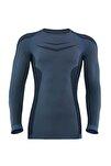 Erkek Gri  Termal T-Shirt 9571