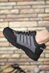 Füme Siyah Erkek Trekking Ayakkabı 0012115