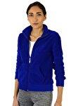 Soul I Kadın Sweatshirt Saks Mavi