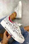 Capone Karışık Renkli Kadın Spor Ayakkabı