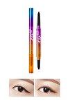 Kalıcı Suya Dayanıklı Jel Göz Kalemi - Ultra Powerproof Pencil Eyeliner Brown 8809643506182