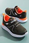 Erkek Çocuk Haki Spor Ayakkabı TB3401-3
