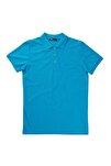 Basic Pique Polo T-shirt Nıght