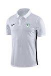 Erkek Beyaz T-shirt M Nk Dry Acdmy18 Polo Ss