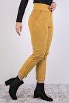 Kadın Yüksek Bel Kadife Pantolon 351/95