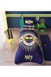 Tek Kişilik Yorgan Set Fenerbahçe