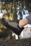 Vizon Siyah Erkek Trekking Ayakkabı 0012114
