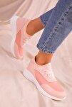 Pudra Kadın Sneaker 15226