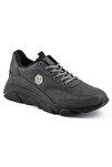 135 Füme Siyah Erkek Spor Ayakkabı