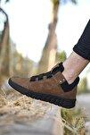 Taba Siyah Unisex Sneaker Bot 0012383
