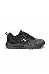 Fred Kadın Spor Ayakkabı - Siyah - 38
