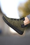 Haki Unisex Sneaker Bot 0012383