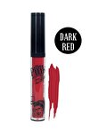 Likit Kalıcı Mat Ruj Dark Red