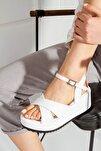 Alfreda Sandalet-beyaz-tnr0305