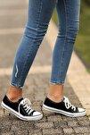 Siyah Kadın Casual Ayakkabı A3232-20