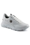 135 Beyaz Beyaz Erkek Spor Ayakkabı