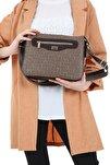 Kadın Vizon Omuz Çanta