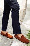 Taba Süet Günlük Ayakkabı M3473 Hediye