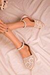 Ten Kadın Sandalet 15046