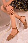 Taba Kadın Sandalet 15046