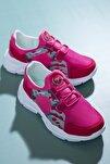 Çocuk Spor Ayakkabı Fuşya Tbz20