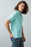 Kadın Polo Yaka T-Shirt G081SZ011.000.739348