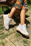 Beyaz Cilt Erkek Sneaker Y1404