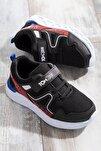 Erkek Çocuk Siyah Spor Ayakkabı Tb3401-3