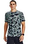 Erkek Spor T-Shirt - M Streaker 2.0 Inverse Ss - 1356176-424