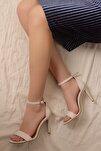 Kadın  Günlük Ince Topuklu Ayakkabı D2525