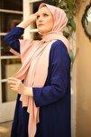 Kadın Açık Somon Medine İpeği Şal