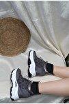 Kadın Gri Uzay Ayakkabı