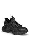 Siyah Füme Unisex Sneaker
