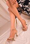 Ten Kadın Klasik Topuklu Ayakkabı 15834