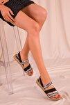 Zebra Kadın Sandalet 15098