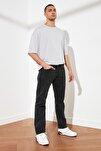 Antrasit Erkek Straight Fit Jeans TMNSS21JE0056