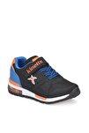Rıvero Siyah Anatomik Işıklı (26-30) Günlük Erkek Çocuk Spor Ayakkab