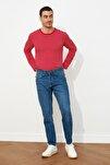 Lacivert Erkek Essential Fit Jeans TMNSS21JE0058