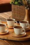 Flo 6 Kişilik Kahve Takımı