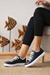 Kadın Lacivert Casual Ayakkabı