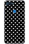 Xiaomi Mi 8 Lite Uyumlu Kılıf Silikon Baskılı Desenli Arka Kapak