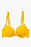 Kadın Koyu Sarı Bikini Üstü 0YAK89317OM