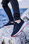 Erkek Lacivert Günlük Spor Ayakkabı
