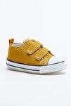 Hardal Çocuk Spor Ayakkabı Cırtlı Tb997