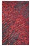Eko Halı Capella 01 Antrasit Kırmızı 200x290