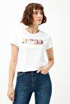 Kadın Beyaz The Perfect Tshirt 17369-0700